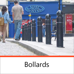 Traffic Calming - Bollards