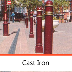 Bollards - CAST IRON
