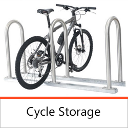 Street Furniture - Cycle Storage