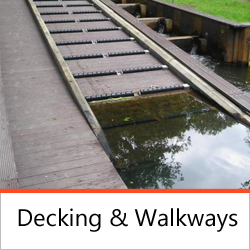 Open Spaces - Decking & Walkways