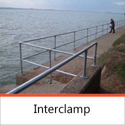 Post& Rail Fencing - Interclamp