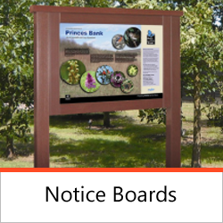 Signage - Notice Boards