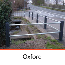 Post & Rail Fencing - Oxford