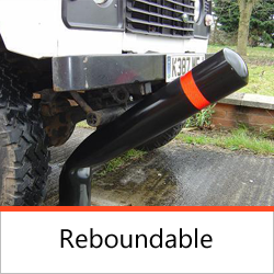 Bollards -REBOUNDABLE