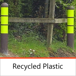 Bollards - Recycled Plastics