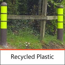 Bollards - Recycled Plastics