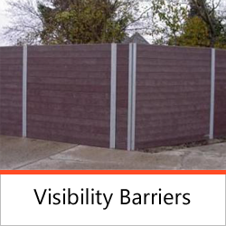 Traffic Calming - Visibility Barriers